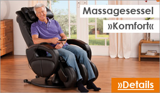 Massagesessel Komfort