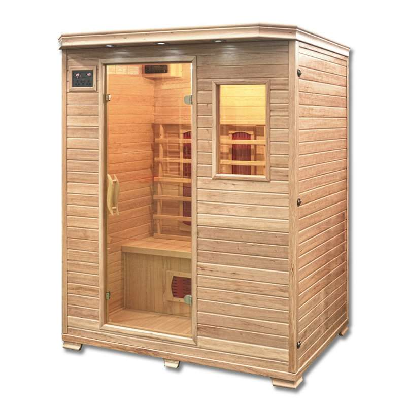 infrarot sauna canada l. Black Bedroom Furniture Sets. Home Design Ideas